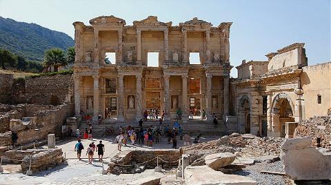 Efes'in Hedefi Dünya Miras Listesine Girmek