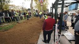 Gezi Parkı'nda Yeni Gelişme