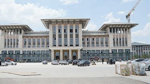 Mimarlar Odası: Cumhurbaşkanlığı Sarayı 1000 Değil, 2000 Bin Odalı!