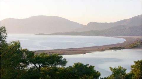 Muğla'da 'İztuzu Plajı'nı Vermeyiz' Eylemi