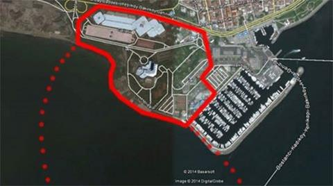 Ataköy'e Sahile Bir Mega Proje Daha!