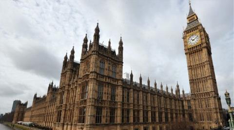 İngiltere'de Parlamento Binası Restorasyona Giriyor!