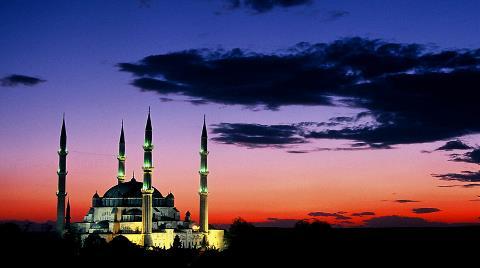 Her Üniversite Kampüsüne Bir Cami Geliyor
