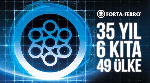 35 Yıldır Dünya Markası: Forta Ferro