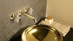 İhtişamdan Hoşlananlar için VitrA Water Jewels ve Juno Swarovski