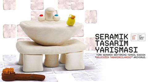 2. Seramik Tasarım Yarışması