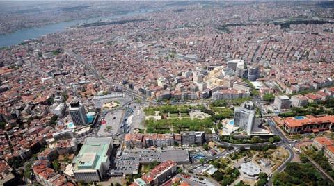 Gezi Parkı'na Koruma Kalktı