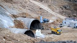 Bakanlık, O Tüneldeki Çalışmaları Durdurdu