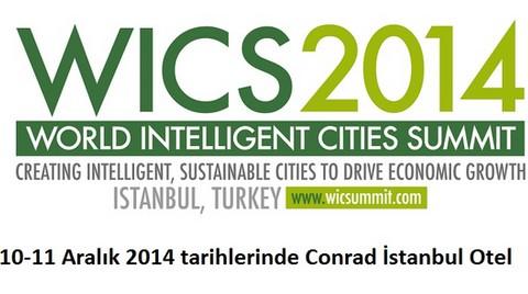 1,5 Trilyon Dolarlık Akıllı Şehirler Pazarı WICS'te Konuşulacak