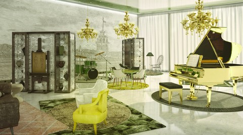 Basın Ekspres'in En Lüks Rezidansı: G - YOO Inspired by Starck