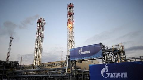 Gazprom'dan Yeni Boru Hattı