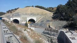 Tüneli Yapan Şirket İstifasını İstemiş