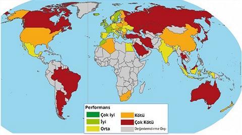Türkiye'nin İklim Karnesi: Çok Kötü!
