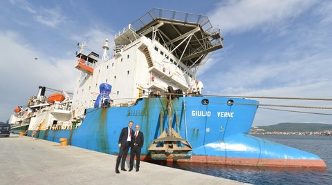 Prysmian Group Asya ve Avrupa'yı Denizaltından Bağlayacak
