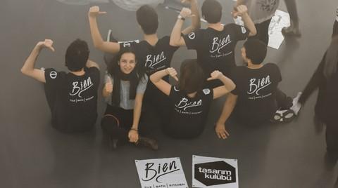 Bien'den Anadolu Üniversitesi Tasarım Kulübü'ne 'Design Campus' Desteği