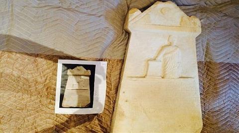 Tarihi Eserler Türkiye'ye Dönüş Yolunda