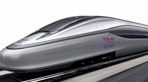 Milli Hızlı Trenin İhalesi 22 Ocak'ta