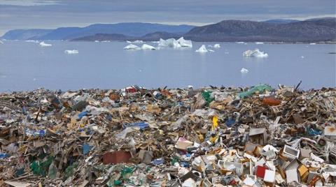Okyanuslarda 5 Trilyondan Fazla Plastik Atık Var