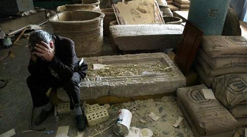 Yağmaladığı Tarihi Eserleri Ticarete Dönüştürdü