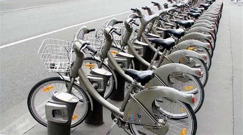 İzmir'de Bisiklet Toplu Ulaşıma Entegre Edilecek