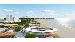 Konyaaltı Sahili Mimari ve Kıyı Düzenlemesi Fikir Projesi Yarışması Sonuçlandı