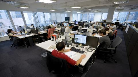 Ofis Fiyatları Konutlardan Daha Hızlı Arttı