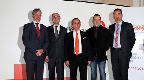 Belçikalı Beaulieu 'Proje Cenneti' Türkiye'ye Kayıtsız Kalamadı