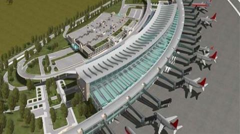 3. Havalimanı İnşaatına Akaryakıt Depolama Tesisi Eklendi