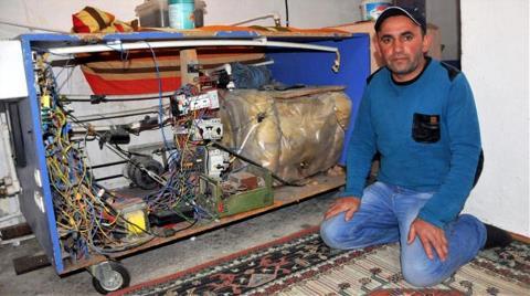Isınmaya Yılda 110 Lira Ödüyor