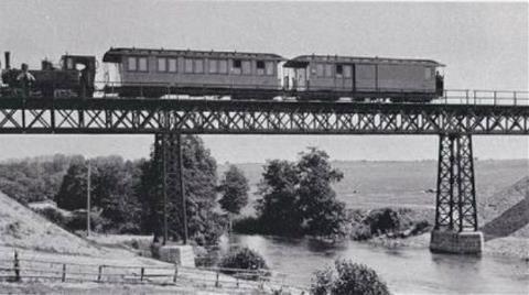 Toprağın Altından 115 Yıllık Köprü Çıktı