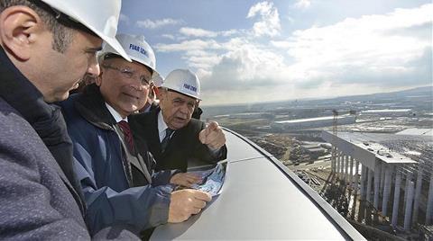 İzmir'in Yeni Fuarı için Geri Sayım Başladı