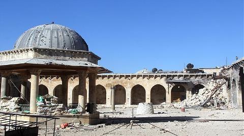 Suriye'de 290 Kültürel Miras Alanı Zarar Gördü