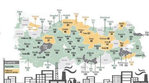 Türkiye Zehir Soluyor