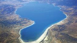 Koruma Altındaki Burdur Gölü Ölüyor!