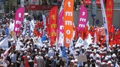 TMMOB Kongrelere Gitmek için Artık Bakanlıktan İzin Alacak!