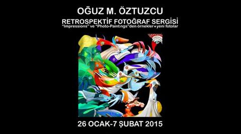 Oğuz Öztuzcu Retrospektif Fotoğraf Sergisi