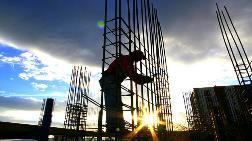 İnşaat Sektörü Üçüncü Çeyrekte Yüzde 1 Büyüdü