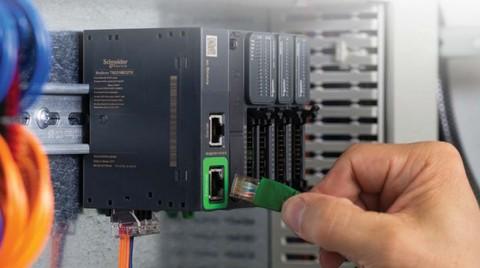 Schneider Electric'ten Yenilikçi Kontrol Cihazı 'M221'