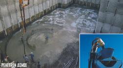 3. Nesil Kristalize Esaslı Kapiler Beton Su Geçirimsizlik Katkısı: PENETRON Admix