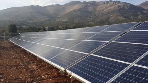 DMY Elektronik Yatırımlar Elmalı'da Güneşten Elektrik Üretecek