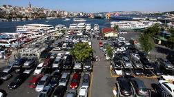 Türkiye'nin Otopark Haritası Çıkarılıyor