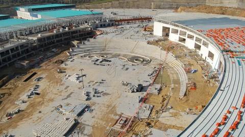 İzmir'in Yeni Fuar Alanı Mart'ta Kapılarını Açıyor