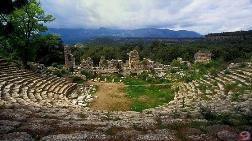2700 Yıllık Phaselis'teki Otel Kabusu Şimdilik Bitti