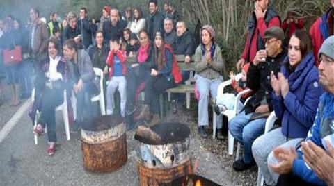DALÇEV'in Sahibinden Direnişçilere: 'Yavşaklar'