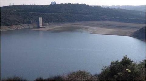 'İstanbul Barajlarının Yüzde 75'i Dolu'