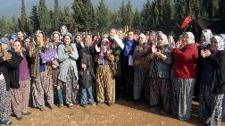 Köylülerin Direndiği Taş Ocağına Yürütmeyi Durdurma Kararı
