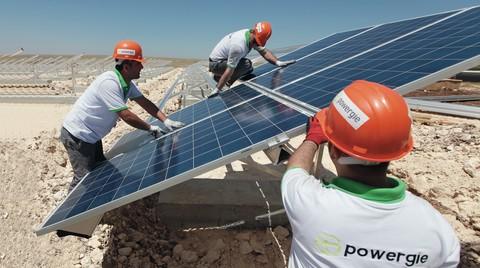 Tunçmatik-Powergie Türkiye'nin En Büyük Güneş Enerjisi Santralini Kuruyor