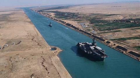 Yeni Süveyş Kanalı Projesi 'Çöktü'