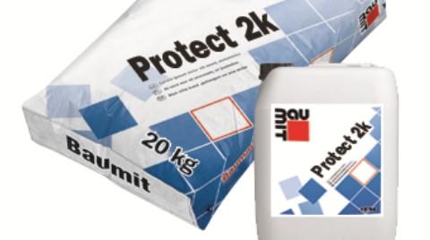 Baumit'ten Güvenli Yapılar için Su Yalıtım Ürünleri