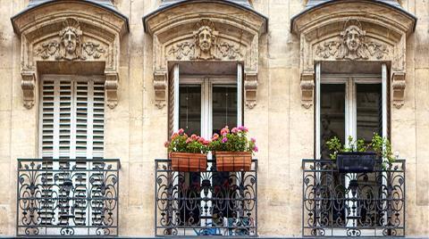 """""""Fransız Balkon""""a Dikkat!"""